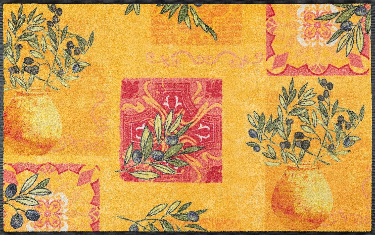 wash+dry Küchenteppich Vita Romana 60 x 180 cm waschbar ...
