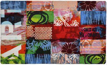 Salonloewe Fußmatte Contemporary by Anna Flores waschbarer Teppich  – Bild 2