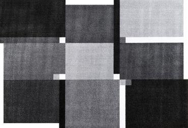 wash+dry Living Squares black waschbarer Teppich – Bild 3