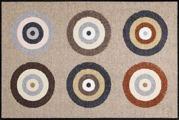 Salonloewe Fußmatte Target Nature waschbare Schmutzmatte – Bild 2