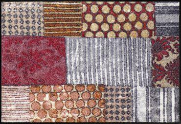 Salonloewe Fußmatte  Pattern Mood waschbare Schmutzmatte – Bild 1