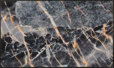 wash+dry Fußmatte Mineral Stone waschbare Schmutzmatte – Bild 2