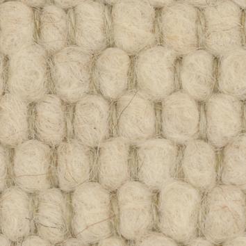 Tisca Handwebteppich Olbia Mesa Schurwolle Beige Farbtöne 1 – Bild 8