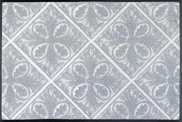 wash+dry Fußmatte Adorno waschbare Fußmatte Schmutzmatte – Bild 1