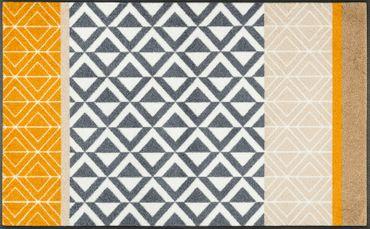 wash+dry Fußmatte Alvar 75 x 120 cm waschbare Schmutzmatte – Bild 1