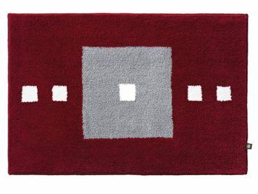 Rhomtuft Wunschmaß-Badteppich Cubus 99 Farben möglich – Bild 3