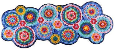 Salonloewe Fußmatte Crochet  waschbar Schmutzmatte – Bild 2