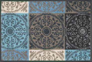 wash+dry Fußmatte Da Capo 40 x 60 cm waschbare Fußmatte
