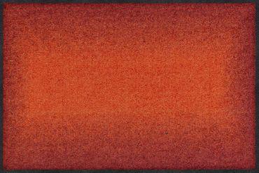 Salonloewe Fußmatte Gradient terra Türvorleger Läufer  – Bild 1