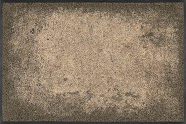 wash+dry Fußmatte Shades of Brown waschbare Schmutzmatte Läufer