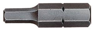 10x PROMAT Bit Innen-6KT 2mm L.25mm 1/4Zoll 6KT Antrieb C6,3 – Bild 1