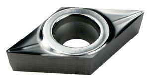 10x PROMAT Wendeschneidplatte DCGT070204F-ALU NWU7 (N10-N20) – Bild 1