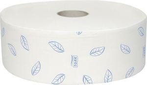 6x TORK Toilettenpapier 2lagig Tissue Großrolle L.360xB.100mm weiß 6RL./VE