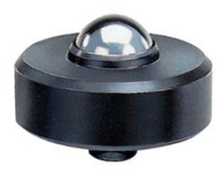 AMF Aufsatz Nr.6445 Außen-D.45mm m.drehbarer Kugel Einsteckzapfen-D.12mm – Bild 1