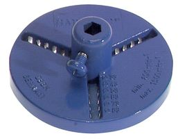 Aufnahmeteller f.817050-056 f.Fliesenlochbohrkronen SB-verpackt