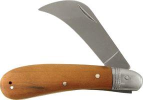 Band-/Rigipsmesser 1tlg. Klingen-L.70mm Klinge gebogen – Bild 1