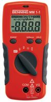 BENNING Multimeter MM 1-1 Dig. 0,1-750V – Bild 1