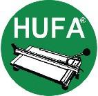 HOLTMANN Fliesenschneidemaschine Hufa Hobby Schnitt-L.495mm HUFA Schneid-D.15mm – Bild 2