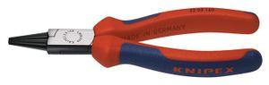 KNIPEX Rundzange L.160mm pol. kurz rd. pol. m.2Komp.-Hüllen DIN/ISO5745 – Bild 1