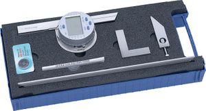 PROMAT Digitalwinkelmesser Schienen-L.150/300mm Ablesung 0,001Grad/30Zoll – Bild 1