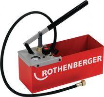 ROTHENBERGER Prüfpumpe 0-25 bar Doppelventilsystem (Twin Valve) – Bild 1