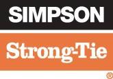 SIMPSON STRONG TIE Winkelverbinder MODELL 0703501 Stahl feuerverzinkt – Bild 2
