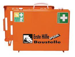 SÖHNGEN Erste-Hilfe-Koffer Baustelle DIN13157 plus Erw. 400x300x150mm – Bild 1