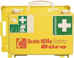 SÖHNGEN Erste-Hilfe-Koffer Büro DIN13157 plus Erw. 260x170x110mm – Bild 1
