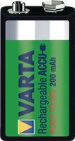 VARTA Akkuzelle E-Block 170mAh 9V NiMH 1St./Blister – Bild 1