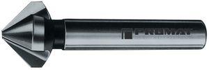 PROMAT Kegel-/Entgratsenker DIN335C 90Grad D.6,3mm HSS 3 Schneiden – Bild 1