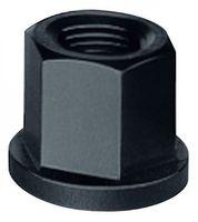 AMF Sechskantmutter DIN6331 M20 m.Bund Schlüssel-W.30mm – Bild 1