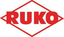 RUKO Senkbit D.12,4mm HSS DIN3126 1/4Zoll 6KT-Schaft – Bild 2