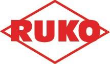RUKO Kombigewindebohrer M8 HSSG DIN3126 1/4Zoll 6KT-Schaft – Bild 2