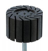 PROMAT Gummiträger D.45xB.30mm m.6mm Schaft f.Schleifhülsen – Bild 1
