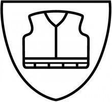 ASATEX Warnschutzpoloshirt Gr.XXL orange 100%PES/Pique EN471 – Bild 2