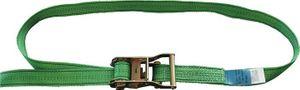 DOCO Zurrgurt L.6m B.35mm m.Ratsche Trgf.2000kg 1000kg/daN – Bild 1