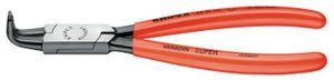 KNIPEX Sicherungsringzange J01 DIN/ISO5256-D f.D.8-15mm gebogen pol. – Bild 1