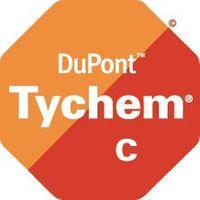 DUPONT Schutzoverall Gr.L gelb Tychem C , Kat. III, Typ 3, 4, 5, 6 – Bild 2