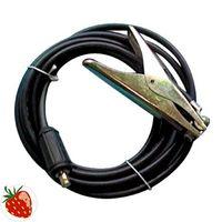Erdungsklemme 400A D.50mm2 konfektioniert Kabel-L.5m – Bild 1