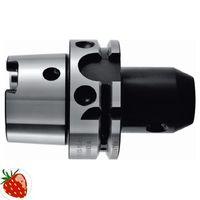 PROMAT Flächenspannfutter Spann-D.8mm DIN69893-A HSK-A63 A65mm – Bild 1