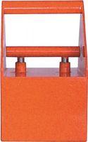 BELOH Permanentmagnet Haftfläche 80mm/80mm schaltbar Geamt-H.190mm