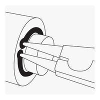 KNIPEX Sicherungsringzange A41 DIN/ISO5254-B f.D.85-140mm gebogen pol. – Bild 4