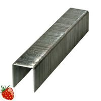 PROMAT Feindrahtklammer Typ 1 L.10xB.11,3mm 813675/666/668/ 681/682/684/686 – Bild 1