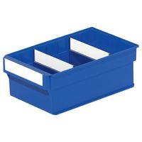 PROMAT Etiketten weiß f.Boxen-B.91mm f.Lagerboxen 100St./VE – Bild 4
