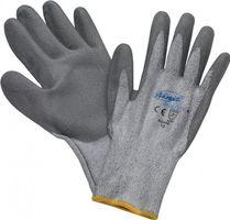 12x Schnittschutzhandschuhe G.8 grau m.PU-Beschichtung EN388 – Bild 1