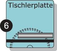 PROMAT Kreissägeblatt HM W 36Z. D.180mm B.2,6mm Bohrung 30mm – Bild 5