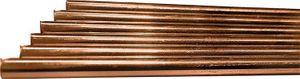 25 kg SchweißstabG1 D.2mm L.1000mm verkupfert  – Bild 1