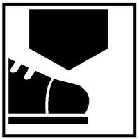 LEMAITRE Sicherheitsschuh Easyblack S2, EN 20345, schwarz, Gr. 43 – Bild 4