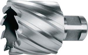 RUKO Kernbohrer D.20mm HSS L.30mm Weldon – Bild 1