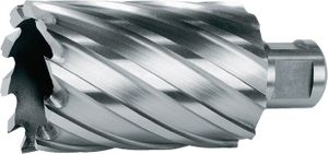 RUKO Kernbohrer D.14mm HSS L.50mm Weldon – Bild 1